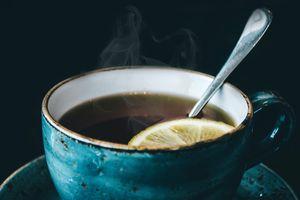 Чай 2 - синя чаша