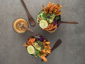 Тахан 1 - с зеленчуци